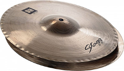"STAGG DH-HB14B bite14"" brilliant hi-hat тарелка"