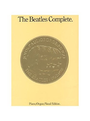 HL00256161 - THE BEATLES COMPLETE PIANO/ORGAN EDITION PF/ORG/VCL REVISED...