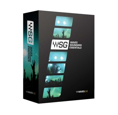 WAVES SG Essential Bundle пакет из 30 плагинов для Sound Grid сервера