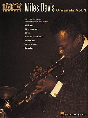 HL00672448 - Miles Davis: Originals Vol 1 - книга: Майлс Дэвис:...
