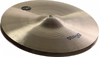 "STAGG SH-HM14R medium 14"" regular hi-hat тарелка"