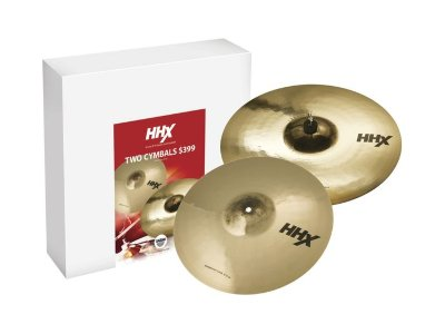 "SABIAN HHX 15004XPB X-Plosion Crashes Set (16"" X-Plosion Crash, 18"" X-Plosion Crash) набор тарелок, полированные"