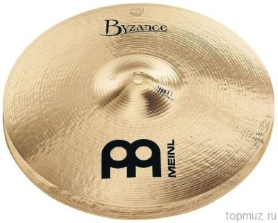 "MEINL B14MH-B 14"" Byzance Brilliant Medium hi-hat тарелка"