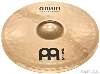 MEINL CC15MН-B 15 Classics Custom Medium hi-hat тарелка