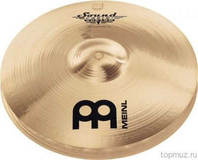 "MEINL CYMBALS S14MSW 14"" Medium SoundWave hi-hat тарелка"