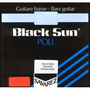 Savarez 3260HM Black Sun (45-101) струны длябас-гитары