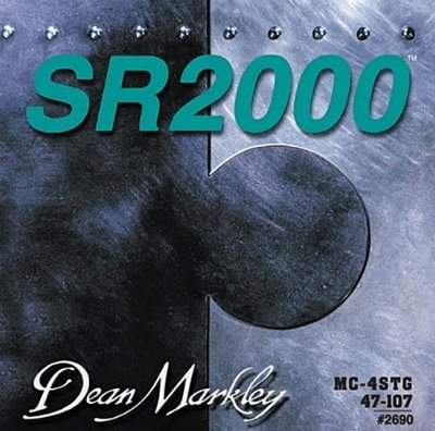 DEAN MARKLEY 2690 SR2000 MC - Струны для бас-гитары 047-107