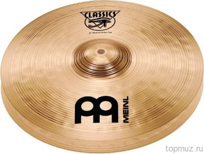 "MEINL C14MH Medium Hi-Hat 14"" hi-hat тарелка"